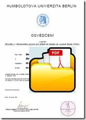 DSH Prüfung CZ - IKON 002