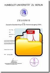 DSH Prüfung DE - IKON 002
