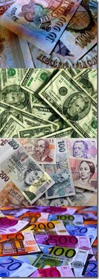 Peníze Velmocí