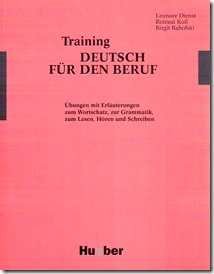 Training Deutch für den Beruf ZDfB