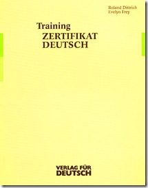 Training Zertifikat Deutsch
